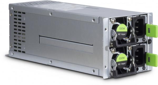 Server-Netzteil ASPOWER R2A-DV0550-N